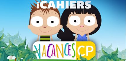 application cahier de vacances CP