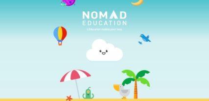 Application cahiers de vacances numériques pour le primaire