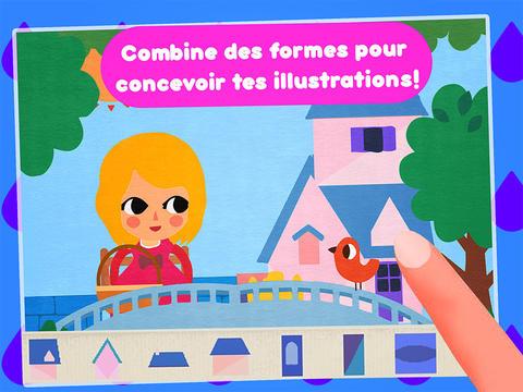 application-conte-de-fees-princess