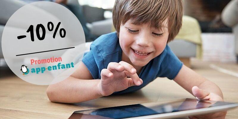 application de contrôle parental Qustodio home app-enfant promo