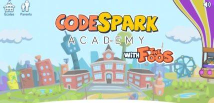 Application de code pour enfants CodeSpark Académie