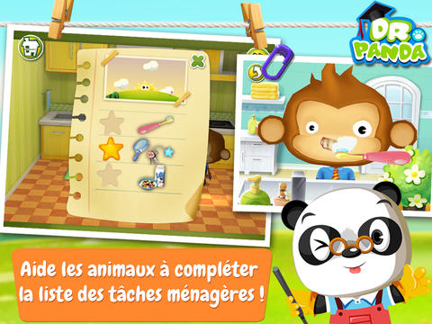 application-dr-panda-maison-brosse