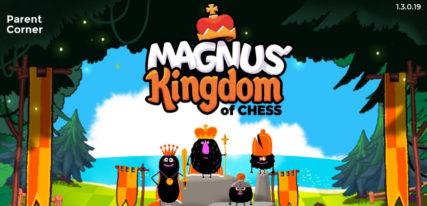 application échecs magnus kingdom of chess