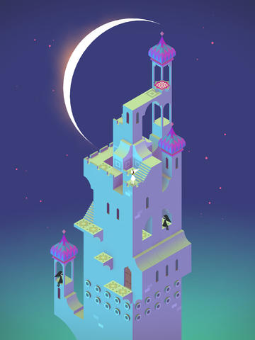 application-ipad-logique-Monument-Valley