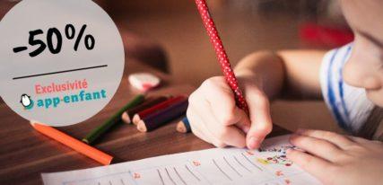 application maternelle montessori home promo