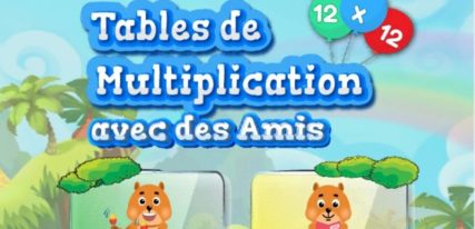 application multiplications enfants