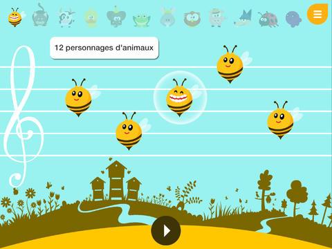 application-musique-bebe-abeilles