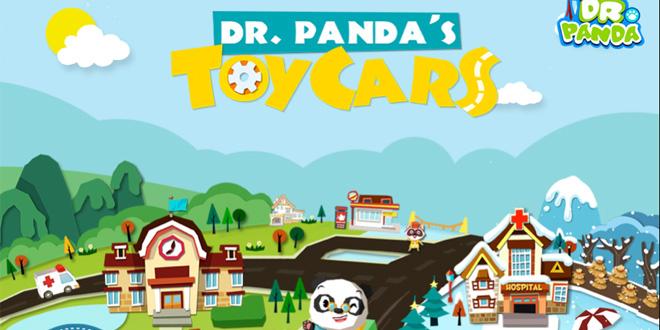 application-petites-voitures-Dr-Panda