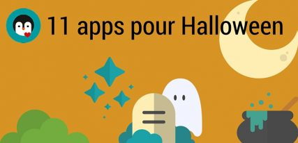 applications halloween enfant