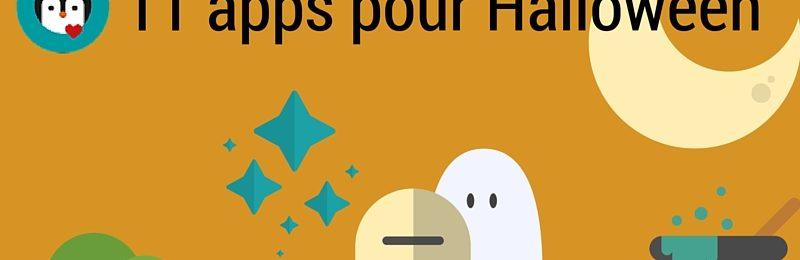 applications halloween enfant