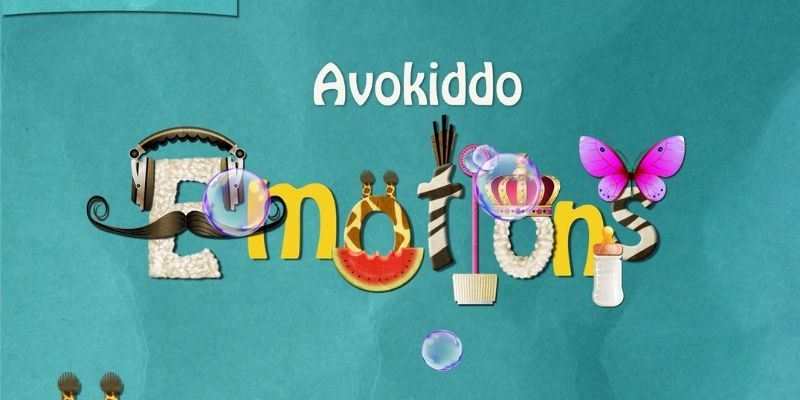 Avokiddo emotions app-enfant