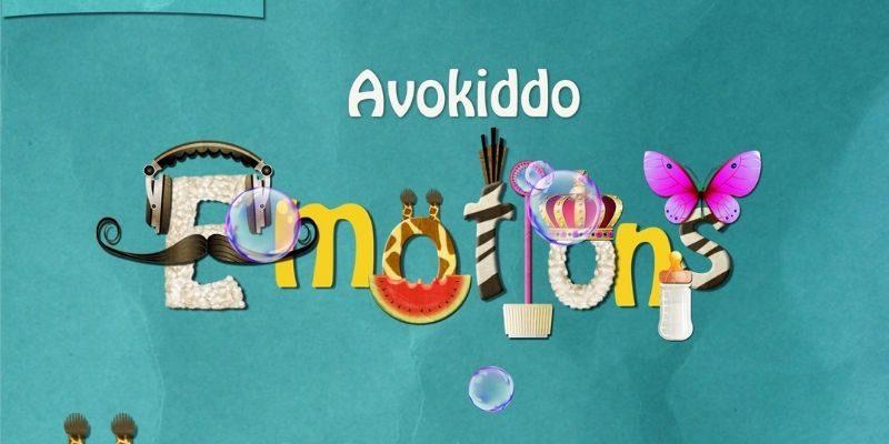 Avokiddo emotions app-enfant