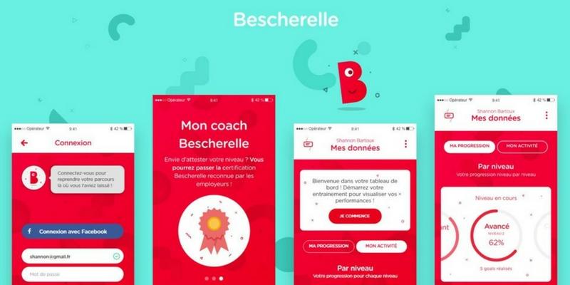 Bescherelle application orthographe