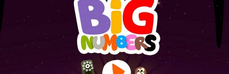 DragonBox Big Numbers application calcul