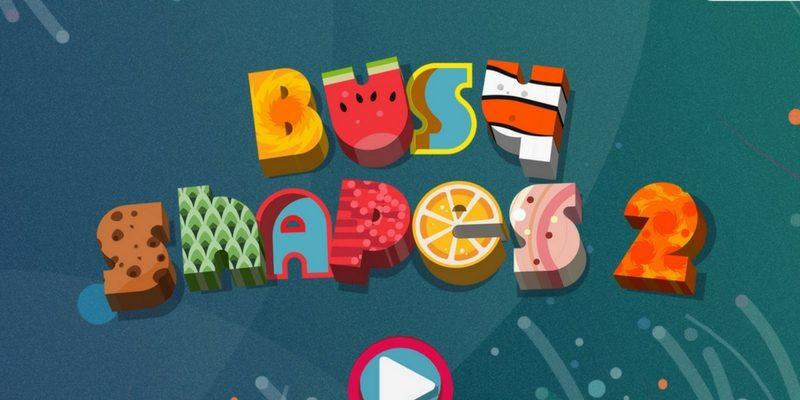 Busy Shape 2 app logique