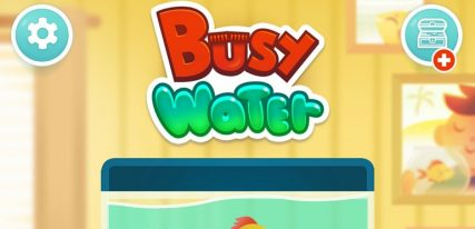 Busy Water app logique