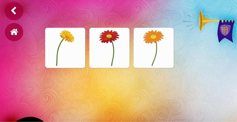 Cahier de vacances maternelle MS fleurs