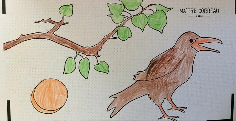 Animer les fables de la fontaine avec le cahier de dessin anim app enfant - Comment dessiner une fourmi ...