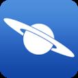 Carte du ciel application astronomie