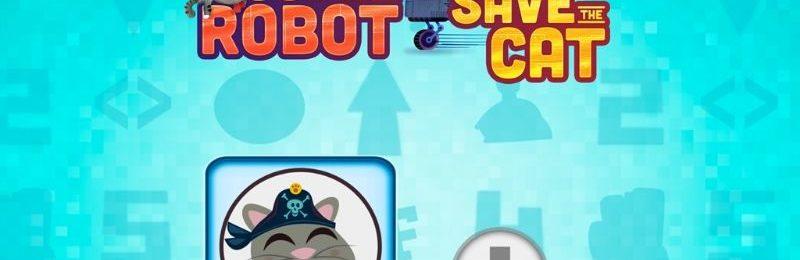 Code the robot application enfant