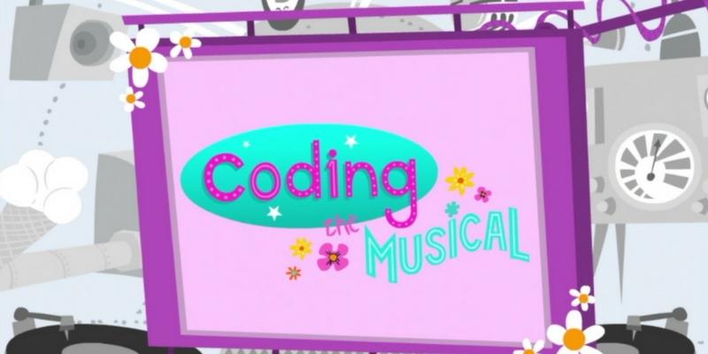 Coding the musical code pour les filles