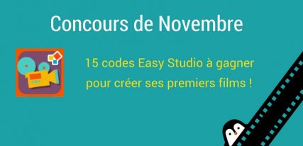 Concours novembre easy studio