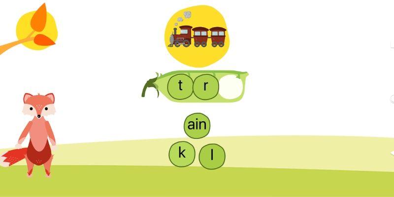 Corneille application de lecture jeu phonemes