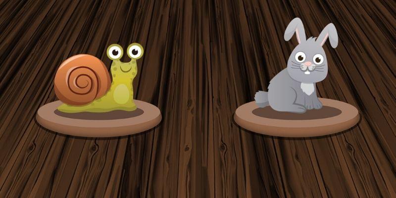 Cris d'animaux app enfant lapin
