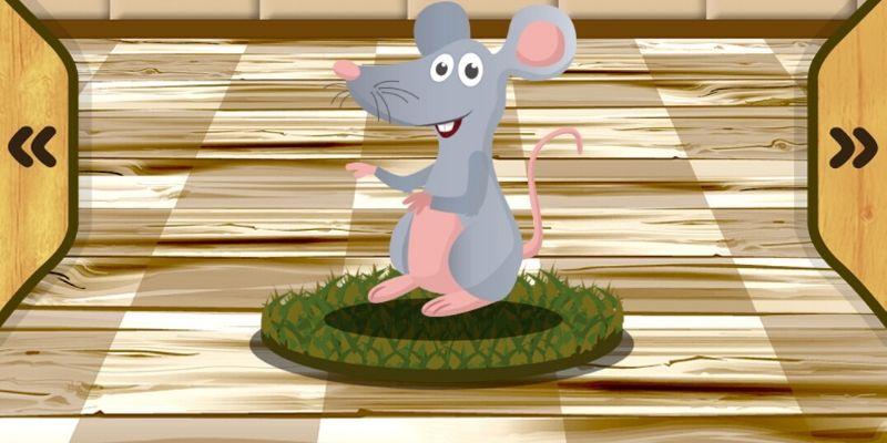 Cris d'animaux souris
