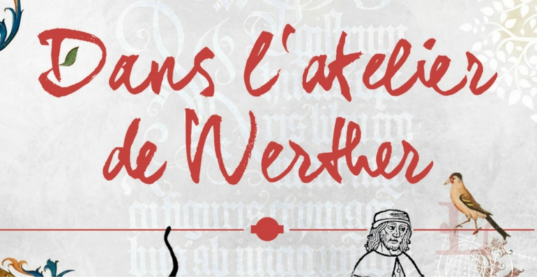 atelier de Werther application