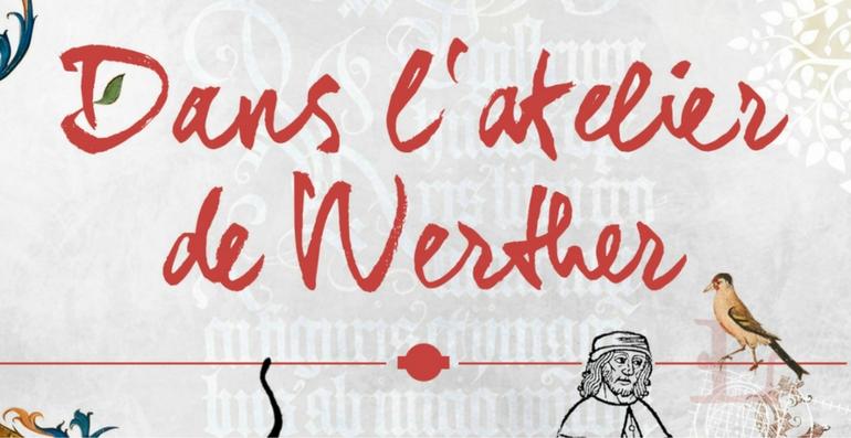 atelier de Werther application