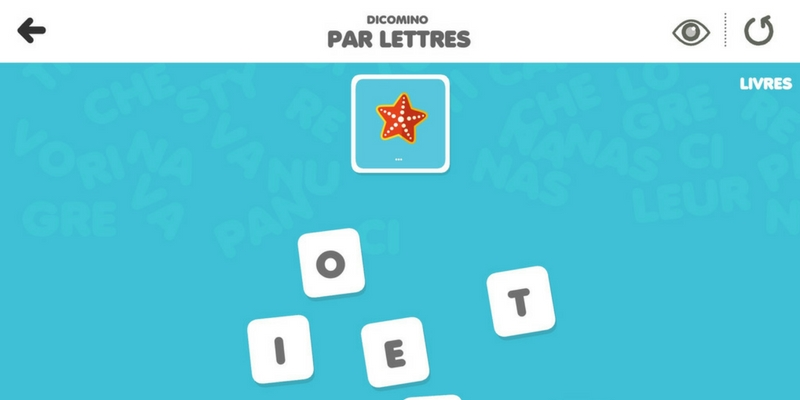 dicomino-lettres