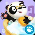 Dr Panda au bain