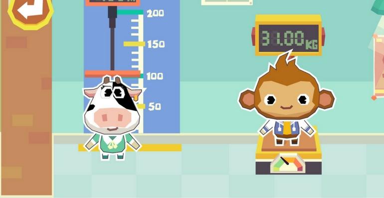 Dr Panda école infirmerie