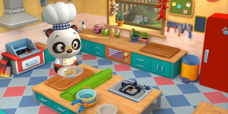 Dr Panda restaurant 3 cuisine