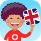 Easy peasy app anglais