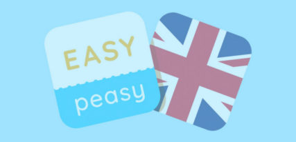 easy peasy application anglais home