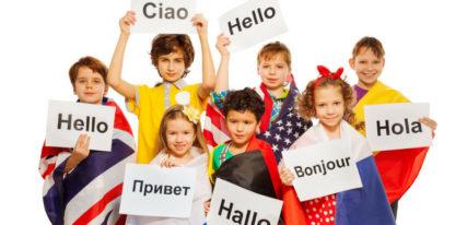 Educa langues étrangères enfants