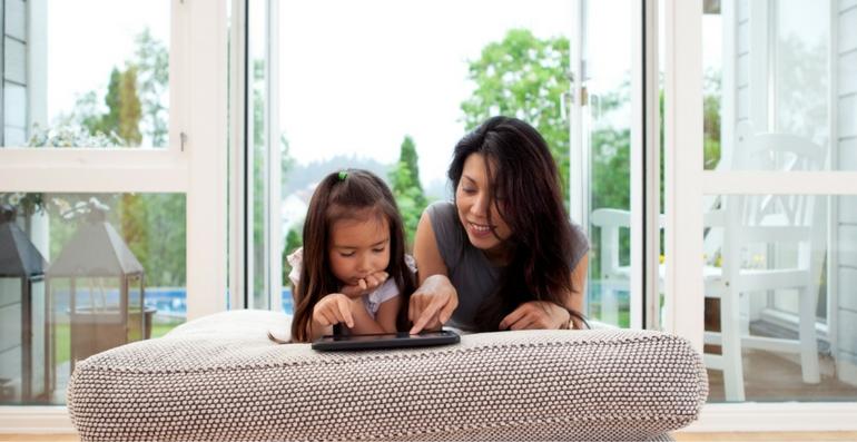 éducation numérique app-enfant
