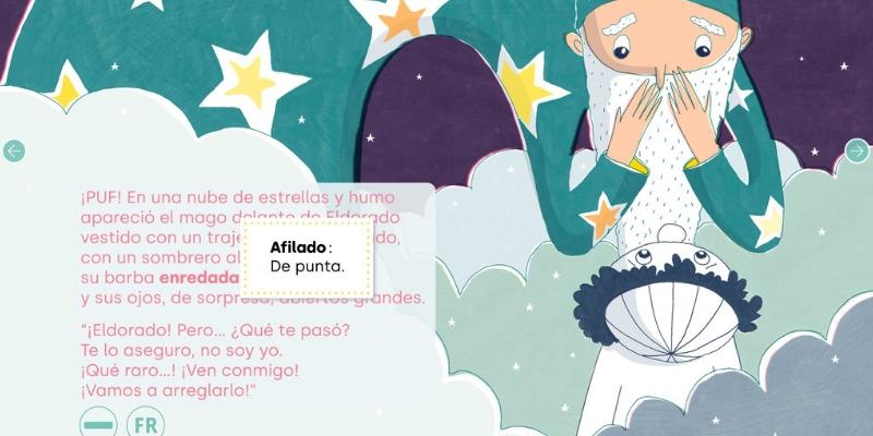 Eldorado livre numérique espagnol