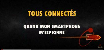Esprit sorcier smartphone espionne application enfant