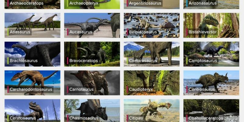 Fantastiques dinosaures 2 catalogue