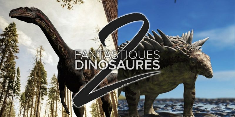 Fantastiques dinosaures 2 home