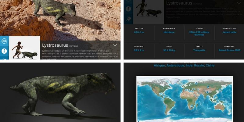 Fantastiques dinosaures 2 informations