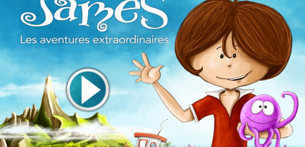 James les aventures extraordinaires