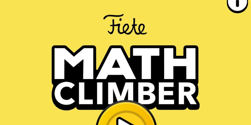 Fiete math climber application calcul
