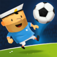 Fiete soccer application foot
