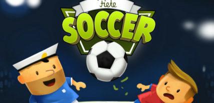 Fiete soccer app de foot pour enfants