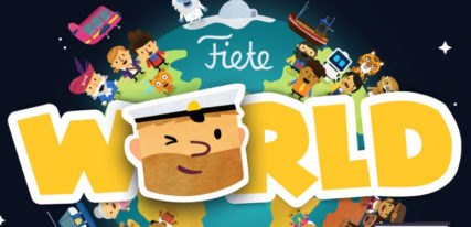 Fiete world app-enfant imagination