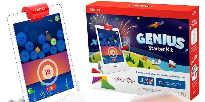 Genius Starter Kit boite jeu de manipulation onteractif